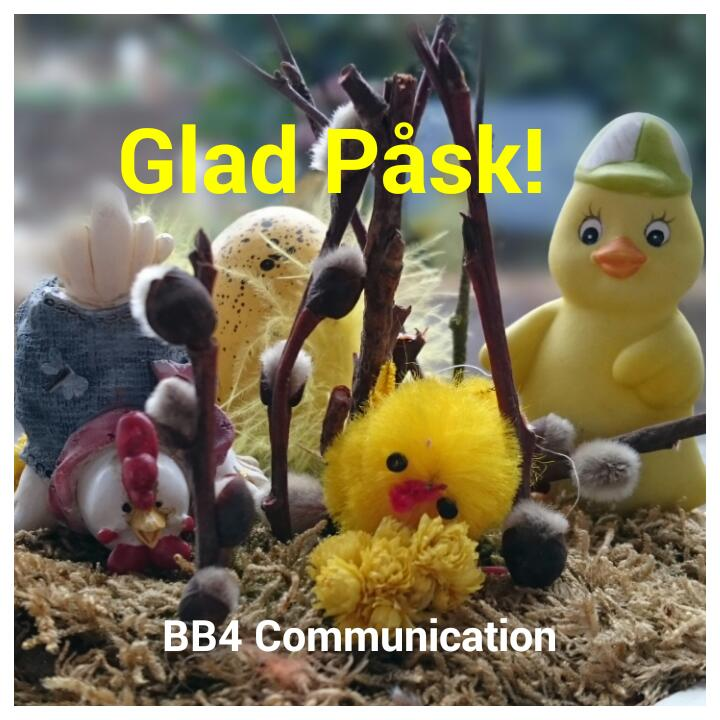 Happy Easter from BB4 communication