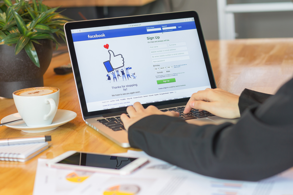 Facebook alrgoritm ändring, Facebook change 2018