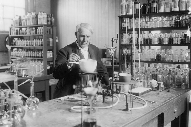 Thomas Edison inventor